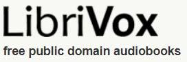 Librivox logo